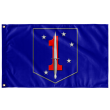 1st Raider Battalion Flag