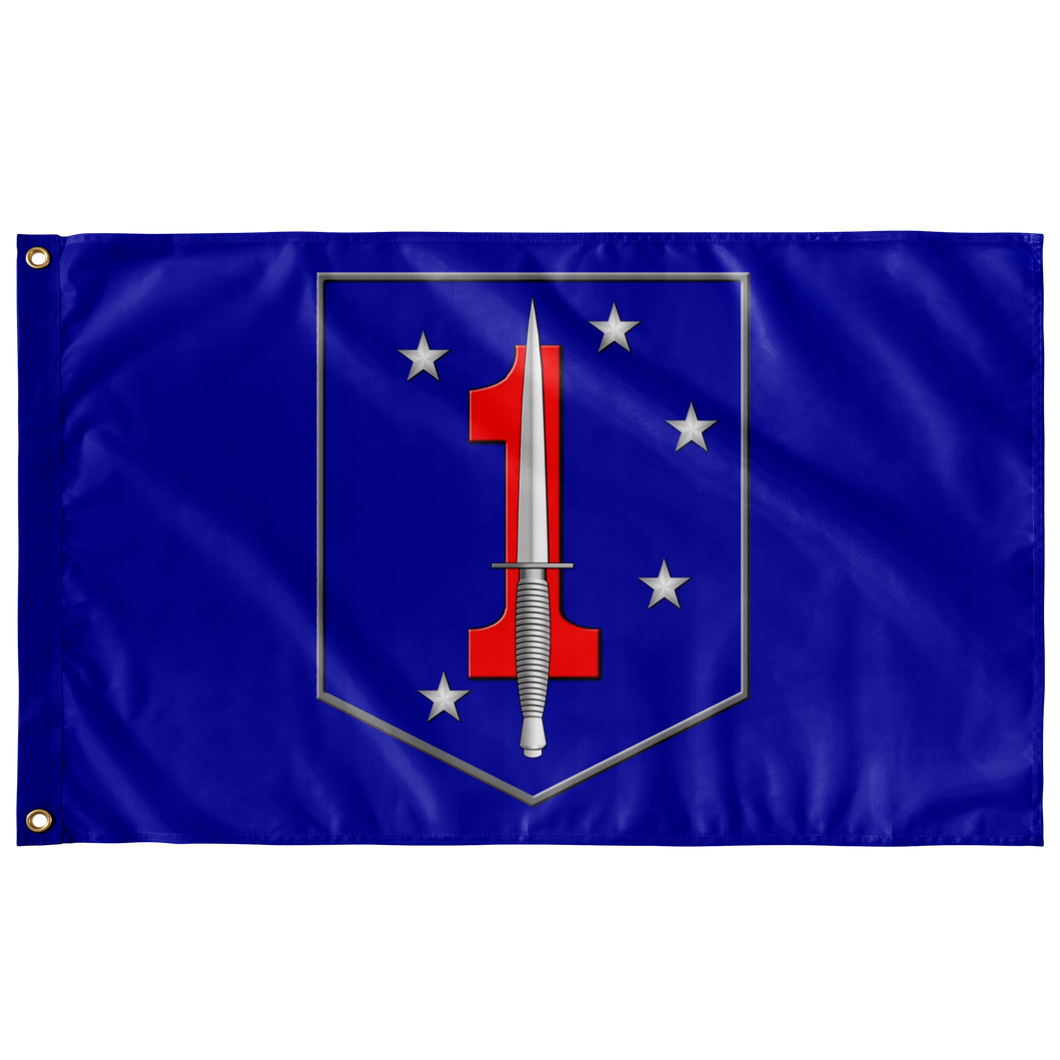 1st Raider Battalion Battle Flag