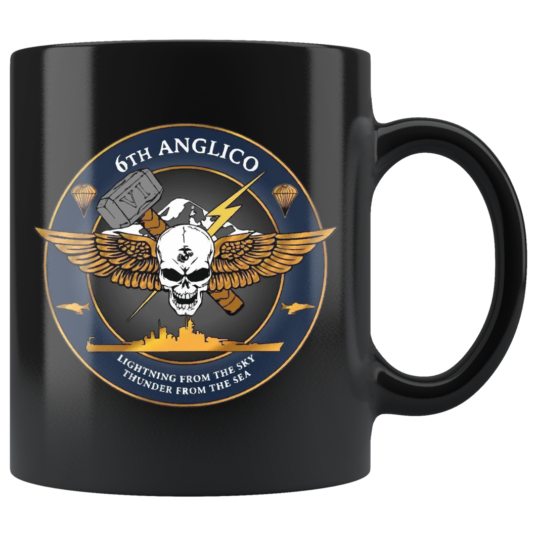6th ANGLICO Mug (3 options)
