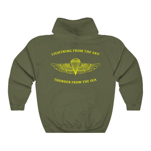 3D ANGLICO Classic Hoodie