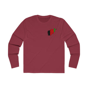 Resilient Six Long Sleeve Tee (Black)
