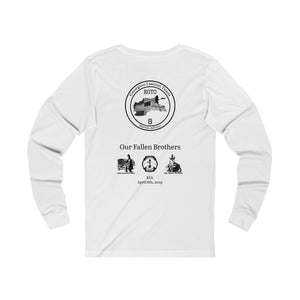 Unisex Memorial Long Sleeve Tee
