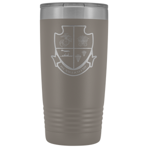 1st ANGLICO Crest Tumbler