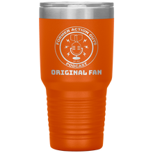 Former Action Guys Podcast Limited Edition Tumbler