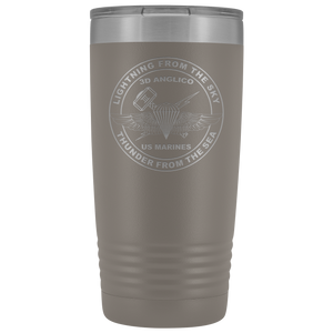 3D ANGLICO Tumbler