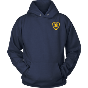 2D Battalion 10th Marines Hoodie