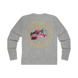 ROTO 8 Long Sleeve Tee