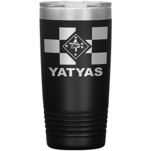 4th Amphibian Assault Battalion Tumbler