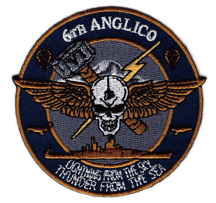6th ANGLICO Patch