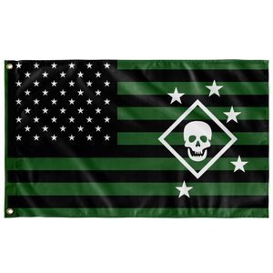Custom Raider Flag