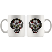 2nd Mar Div Sugar Skull Mug