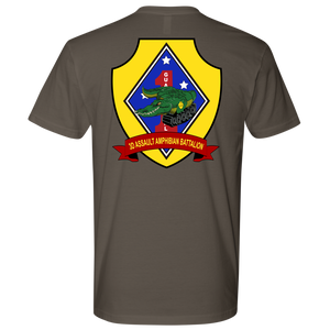 3rd AAV Battalion Soft Cotton Tee