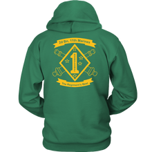 2D Battalion 11th Marines Hoodie