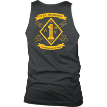 2D Battalion 11th Marines Tank