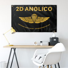 2D ANGLICO Gold Wings Flag