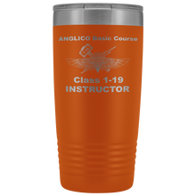 ANGLICO Basic Course Instructor Tumbler