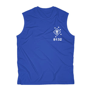 8132 Sleeveless Performance Tee