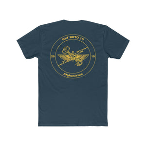 4th ANGLICO Det Papa Tee (yellow)