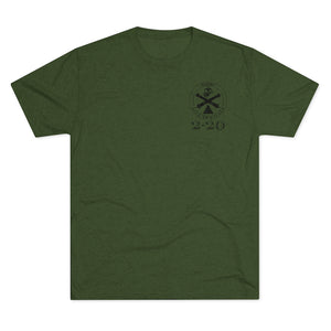 MAOBC 2-20 Athletic Tee