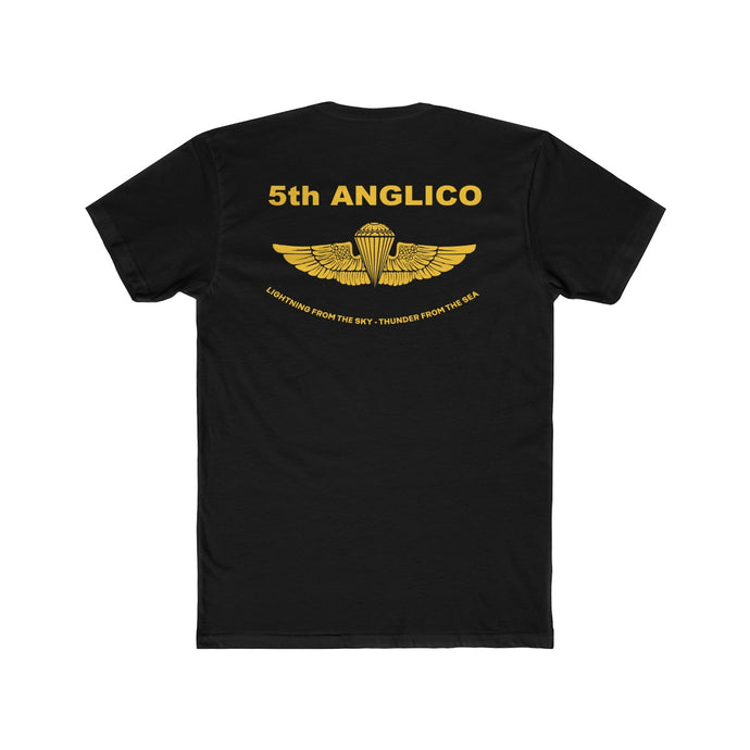 5th ANGLICO Gold Wings Tee