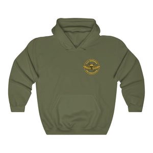 4th ANGLICO Gold Wings Hoodie