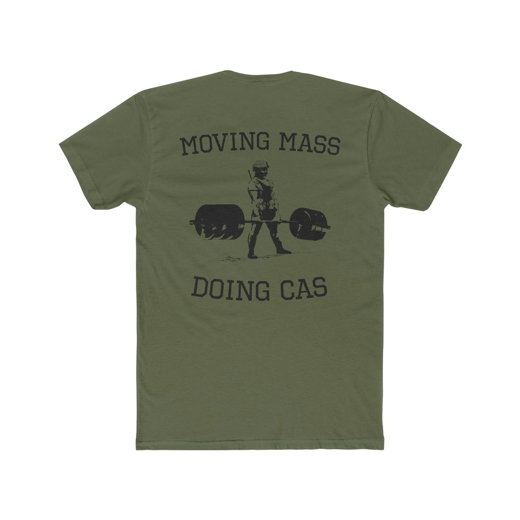 Moving Mass Tee
