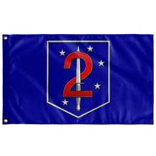 2nd Raider Battalion Battle Flag