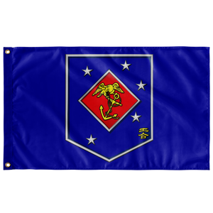 Marine Raider Battle Flag
