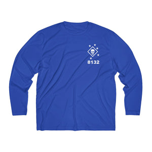 8132 Long Sleeve Athletic Tee