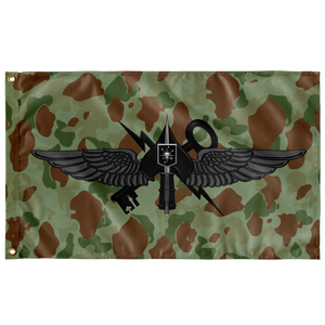 1st Marine Special Operations Intel Company Flag