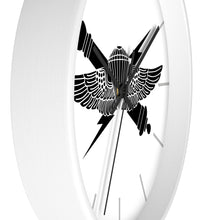 ANGLICO Black Jack Wall Clock
