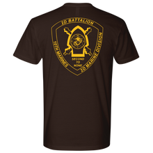 2D Battalion 10th Marines Tee