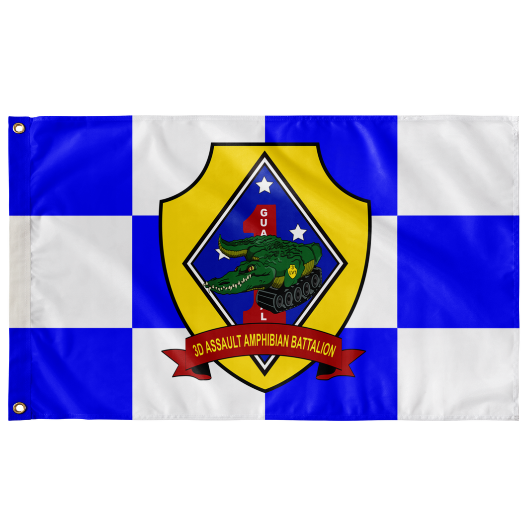 3rd AAV Battalion November Flag