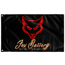 2nd Battalion 11th Marines Fox Battery Flag