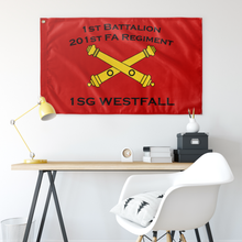 Westfall Custom Flag