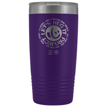 Let's Hug It Project Tumbler Custom 3