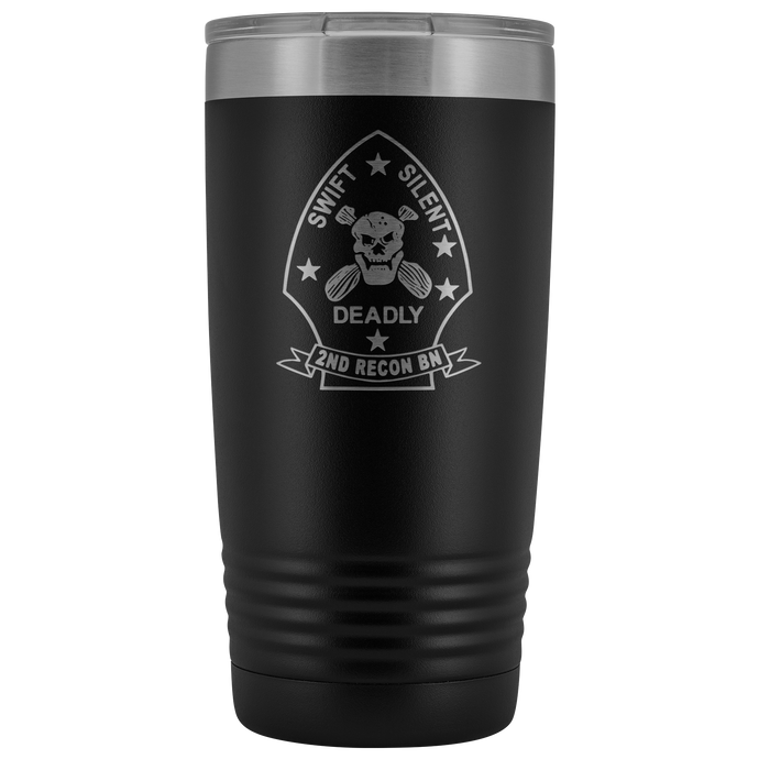 2nd Recon Battalion Tumbler