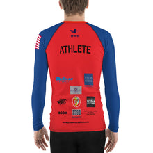 Waves of Valor Rash Guard