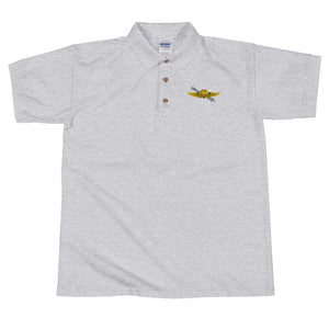 Embroidered Old Jack Polo Shirt
