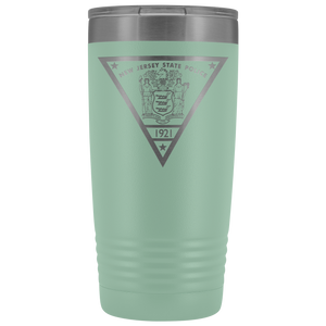 New Jersey State Police Tumbler