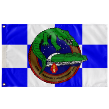 2nd AAV Battalion November Flag