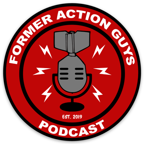 Former Action Guys Podcast Sticker