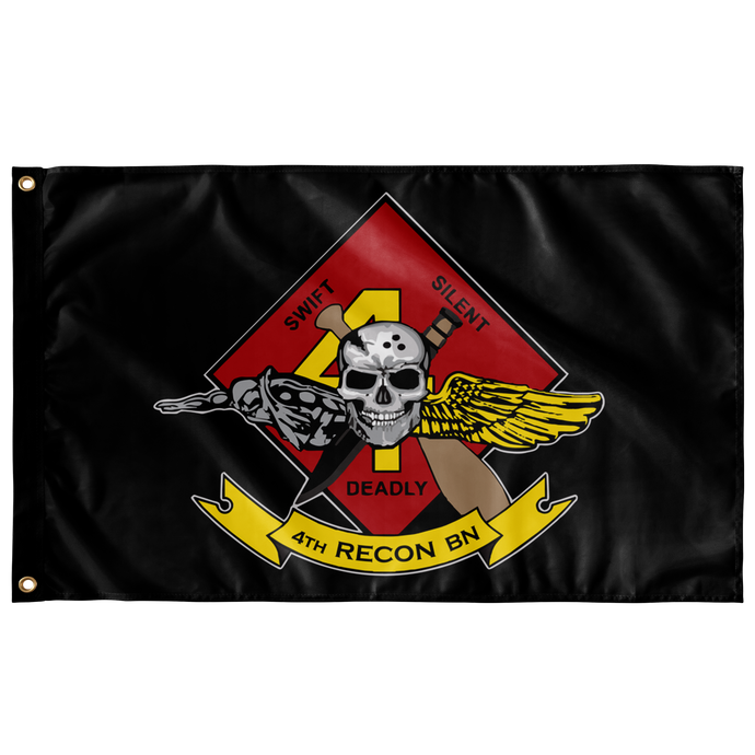 4th Recon Flag