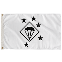 Parachute Regiment White Flag