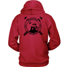 1st Battalion 25th Marines Mortar FO Hoodie