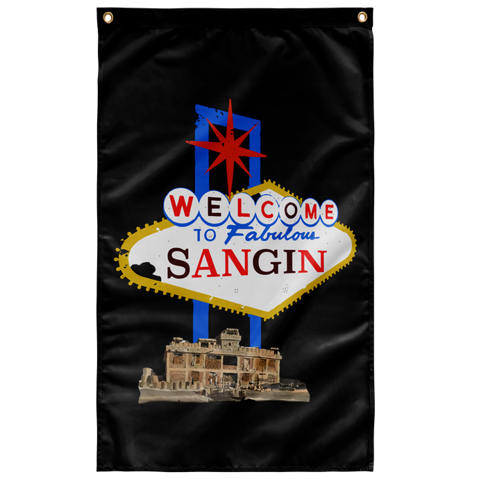 Welcome to Sangin Flag