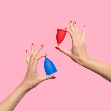 MENSTRUAL CUP STUCK? HERE'S HOW TO GET IT OUT.