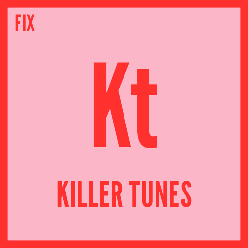 Popup of Killer tunes
