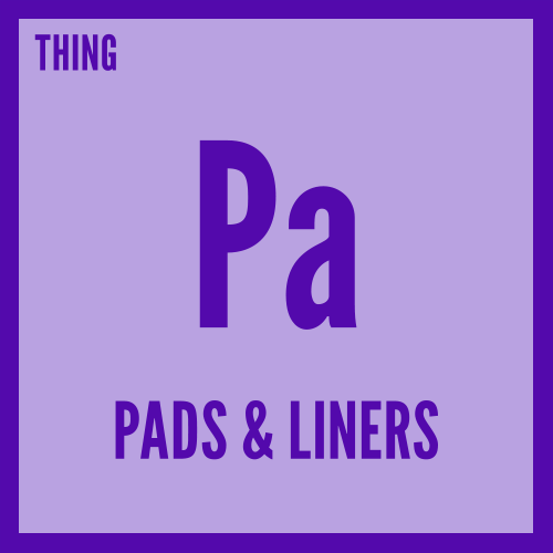 Pads & Liners
