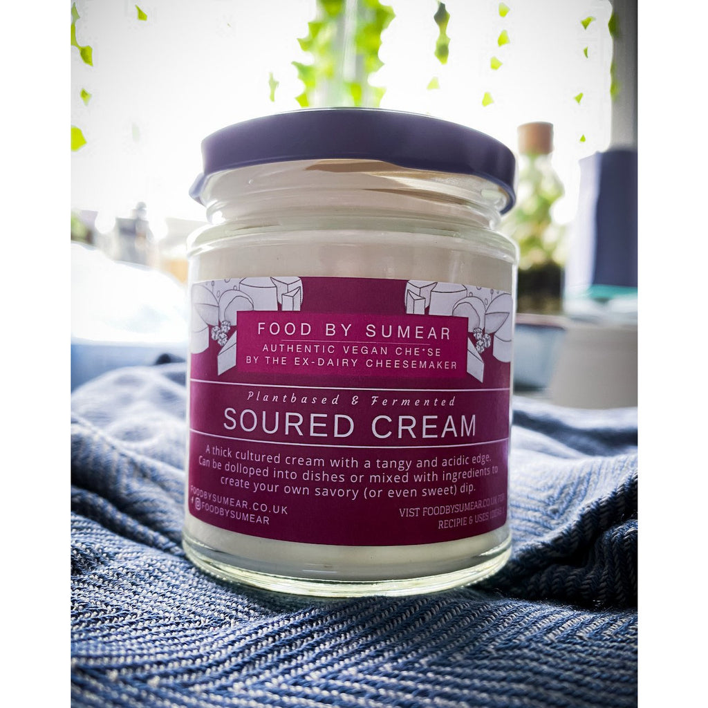 Soured Cream - Plant Based & Cultured